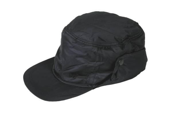 Čepice zimní s kšiltem, nepromokavá