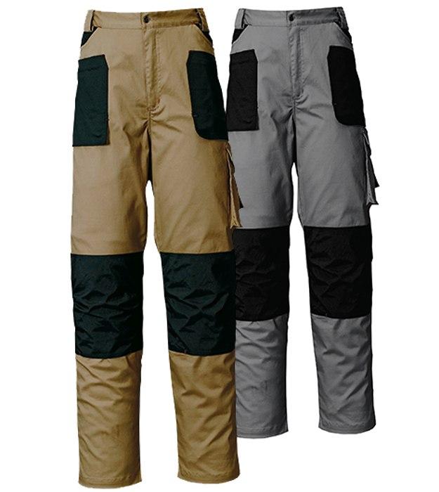 Kalhoty do pasu ISSAstretch